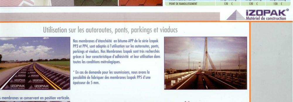 İzopak Construction Materials / 7.Page