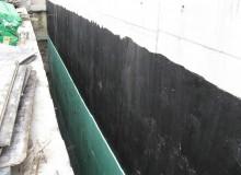 İzopak Membrane Under Sliding Primer - Application