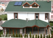 İzopak Shingle Roof Coating (Red / Green)