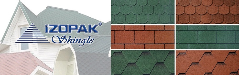 İzopak Shingle Roof Coating