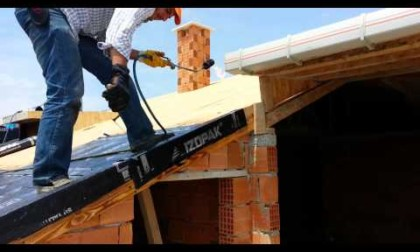 İzopak Roof Membrane Applications (Video)