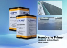 İzopak Membrane Under Sliding Primer 18 Kg Tin