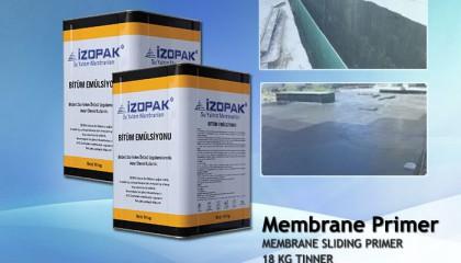 İzopak Sub-Membrane Primer 18 Kg Tin
