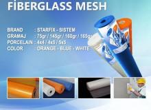 Starfix and Sistem Fiberglass Mesh