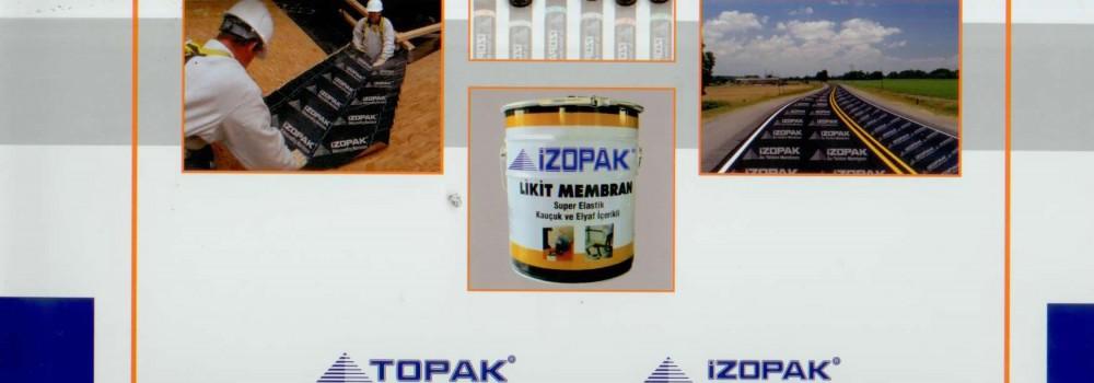İzopak Construction Materials / 12.Page